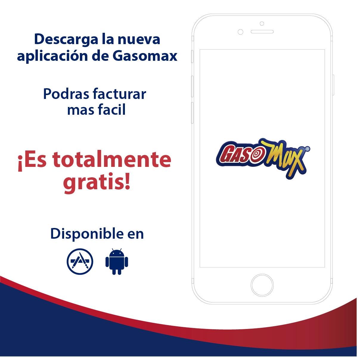 app gasomax